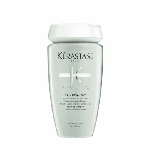 Балансиращ шампоан за мазни корени и сухи краища Kerastase Specifique Bain Divalent 250 мл