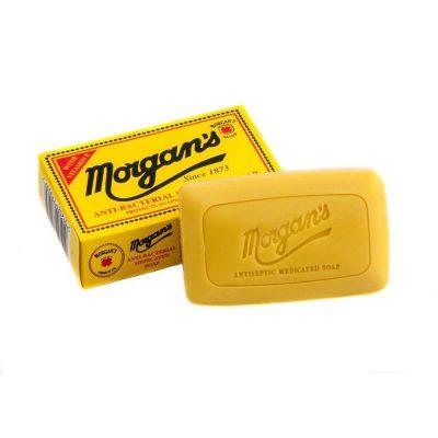 Медицински антибактериален сапун Morgan's Anti-Bacterial Medicated Soap