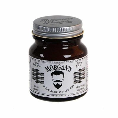 Вакса за мустаци Morgan's Moustache Styling Wax