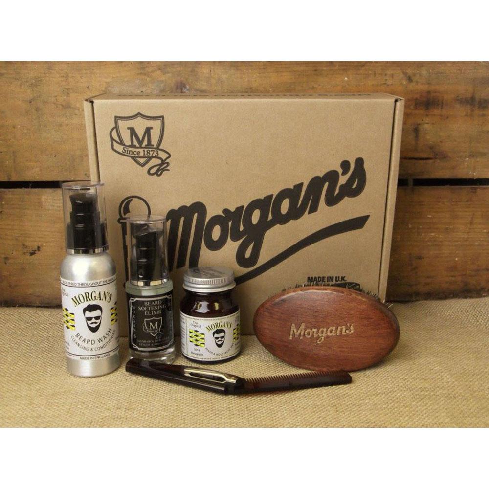 Подаръчен комплект За брада Morgan's Beard Gift Set