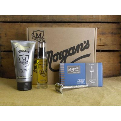 Подаръчен комплект за бръснене Morgan's Shaving Gift Set