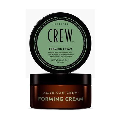 Оформящ крем със средна фиксация и среден блясък American Crew Forming Cream 85гр