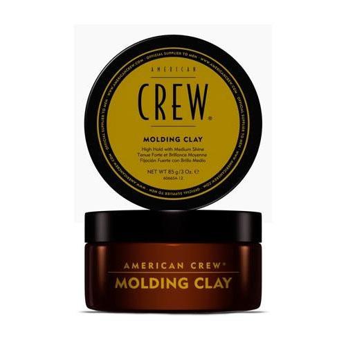 Моделиращ клей със силна фиксация и среден блясък American Crew Molding Clay