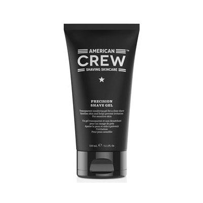 Прозрачен неизсъхващ гел за прецизно бръснене American Crew Precision Shave Gel