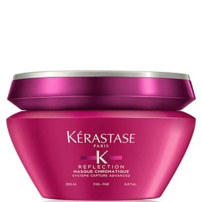 Маска за блясък за боядисана коса Kerastase Reflection Masque Chromatique Fine Hair Mask