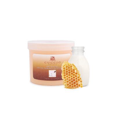 Масажен крем Мед и Мляко CUCCIO NATURALE Massage Creme Milk & Honey