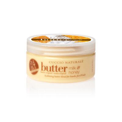 Крем масло за тяло Мед и мляко CUCCIO NATURALE Milk & Honey