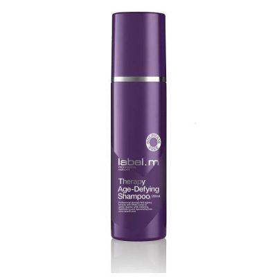 Безсулфатен подмладяващ шампоан Label.m Therapy Age-Defying Shampoo