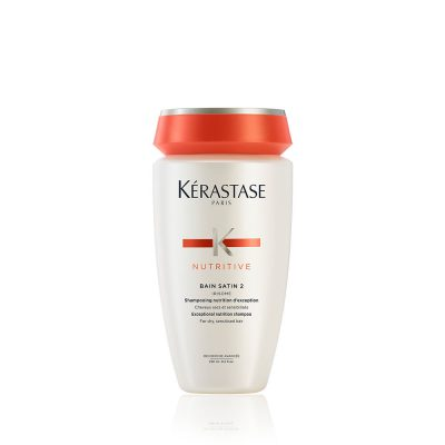 Подхранващ шампоан за леко суха и чувствителна коса Kerastase Nutritive Bain Satin 2 Irisome