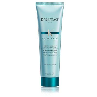 Термоактивен крем за изтощена коса Kerastase Resistance Ciment Thermique.