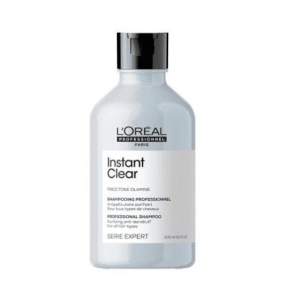 Шампоан против пърхот за боядисана коса LOreal Professionnel Instant Clear Nutrition 300 мл