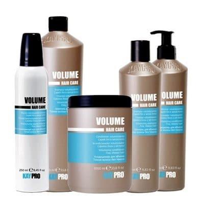 VOLUME - Серия за обем, за тънки и безжизнени коси