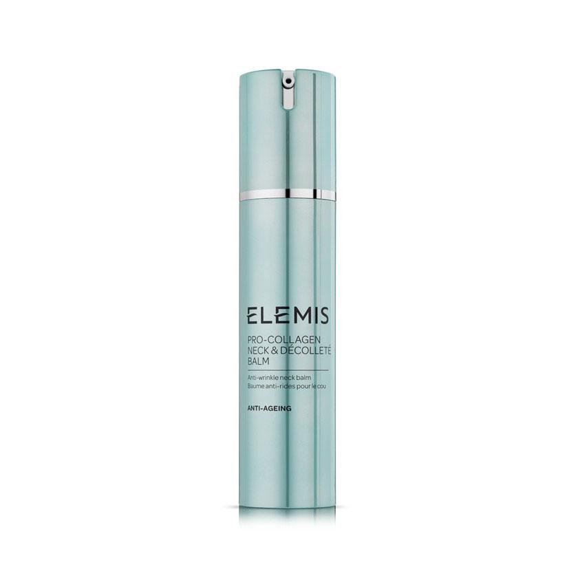 Балсам против бръчки за кожата на шията и деколтето ELEMIS..