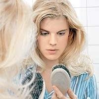 За изтощена коса против накъсване