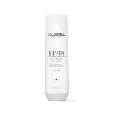 DUALSENSES Silver -шампоан за матиране на посивели и руси коси