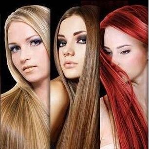 Трайна боя за коса