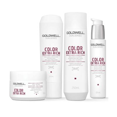 DUALSENSES Color Extra Rich - серия за боядисани и изтощени коси