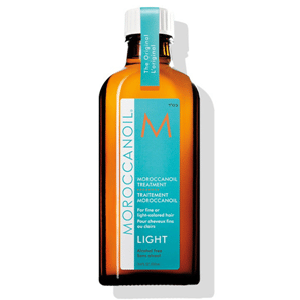 Терапия с арганово масло за фини и изсветлени коси Moroccanoil Treatment Light