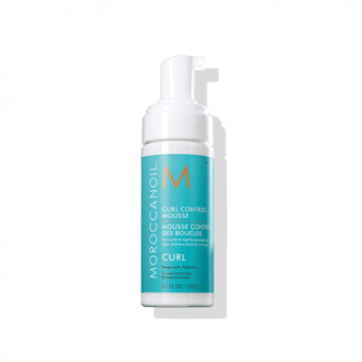 Пяна за контрол на къдрици Moroccanoil Curl Control Mousse