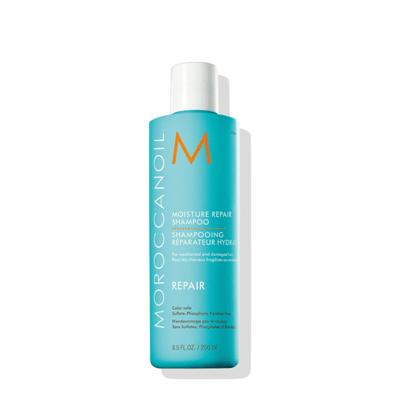 Възстановяващ шампоан Moroccanoil Repair Shampoo за суха слаба и увредена коса