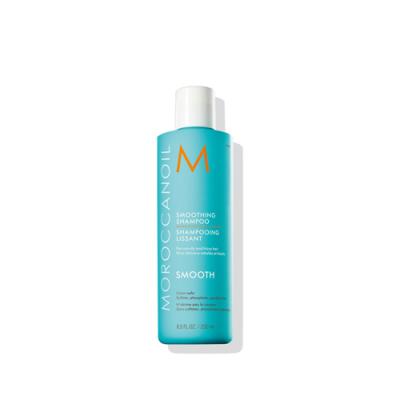 Изглаждащ шампоан за непокорни хвърчащи и къдрави коси Moroccanoil Smoothing Shampoo