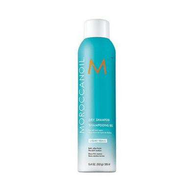 Сух шампоан за руси коси Moroccanoil Dry Shampoo Light Tone