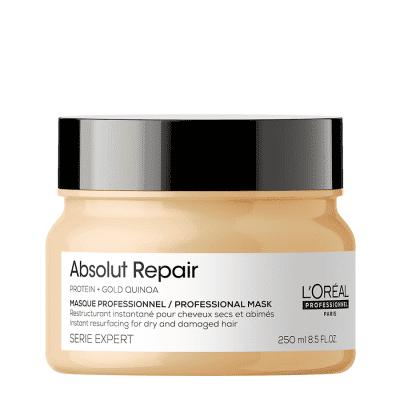 Маска за силно изтощена коса LOreal Professionnel ABSOLUT REPAIR 250 мл