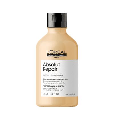 Шампоан за силно изтощена коса LOreal Professionnel ABSOLUT REPAIR 300 мл.