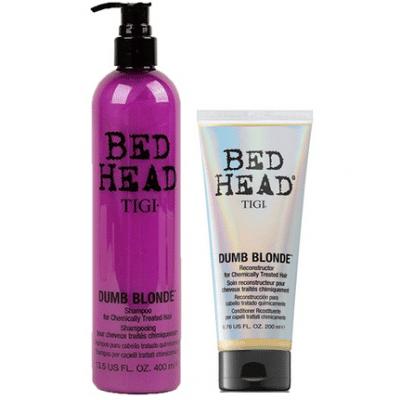 Bed Head Dumb Blonde - Серия за руси коси с кератин и млечен протеин