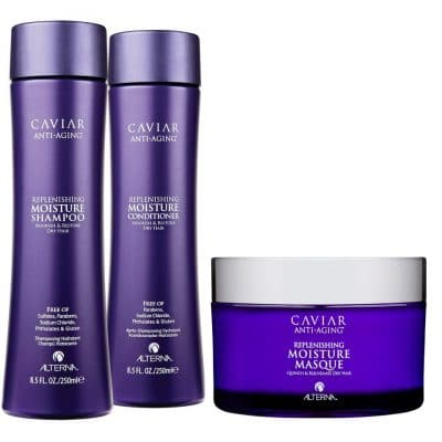 Caviar Moisture - Серия за възстановяване и хидратация на сухи коси