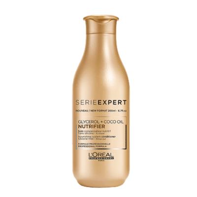 Подхранващ балсам за суха коса LOreal Professionnel Nutrifier Conditioner 200 мл