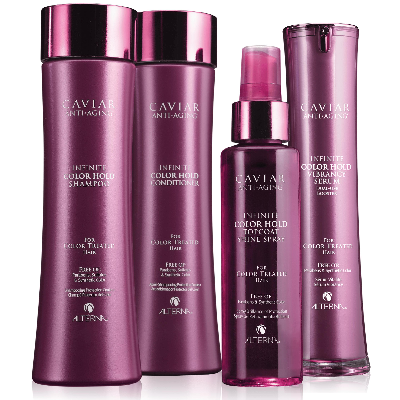 CAVIAR Anti-Aging Infinite Color Hold – продукти за защита на цвета от най-ново поколение