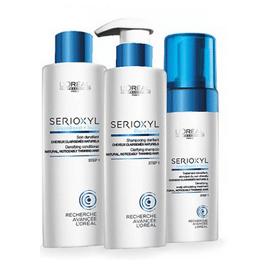 Serioxyl - серия за плътност и сгъстяване на косата