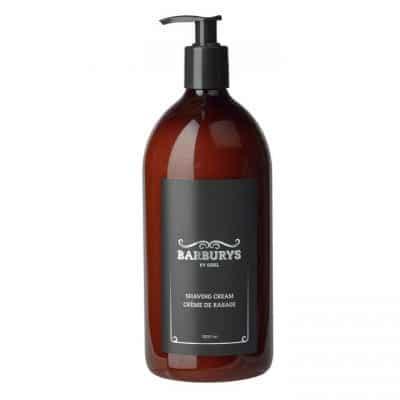 Крем за бръснене за чувствителна кожа BARBURYS Shaving Cream 1000мл