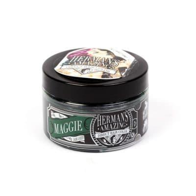Цветен пигмент Тъмно Зелено Herman's Amazing Maggie Dark Green