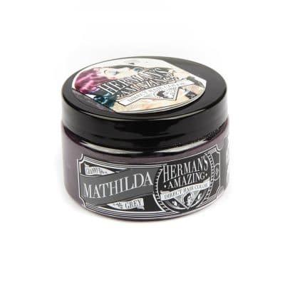 Цветен пигмент Тъмно Сиво Herman's Amazing Mathilda Granny Grey 115мл