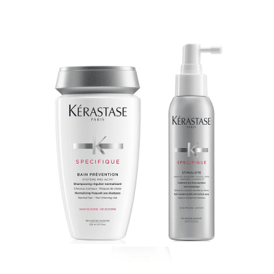 Комплект против косопад шампоан и спрей грижа Kerastase Specifique