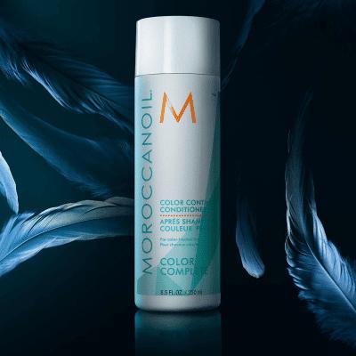 Балсам за боядисана коса с арганово масло Moroccanoil Color Continue Conditioner