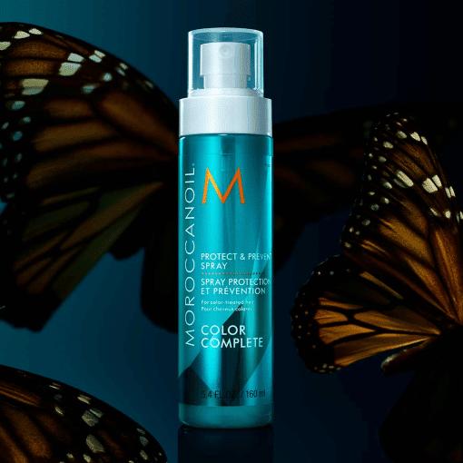 Спрей за защита цвета на боядисани коси с арганово масло Moroccanoil Color Continue Protect & Prevent Spray