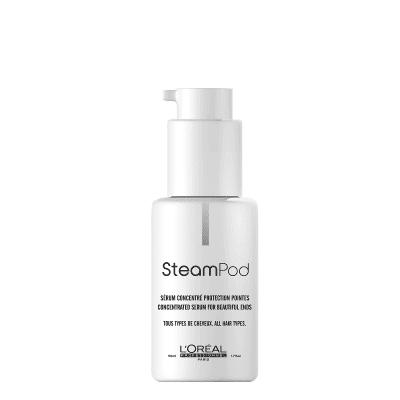 Защитен концентрат серум за връхчета LOreal Professionnel Steampod Serum Concentre Protection Pointes 50 мл
