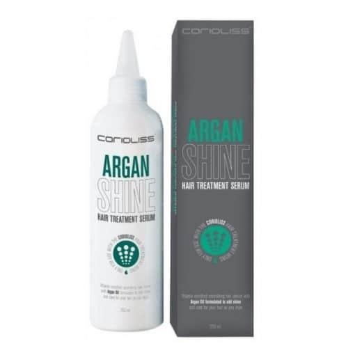 Серум арганово масло Corioliss Argan Shine за работа с преси Corioliss K2