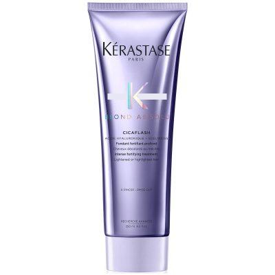 Интензивна грижа за руса и изсветлена коса Kerastase Blond Absolu Cicaflash Treatment 250 мл