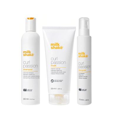 CURL PASSION За къдрава или чуплива коса