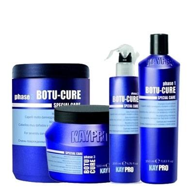 BOTU-CURE - серия за силно увредени коси
