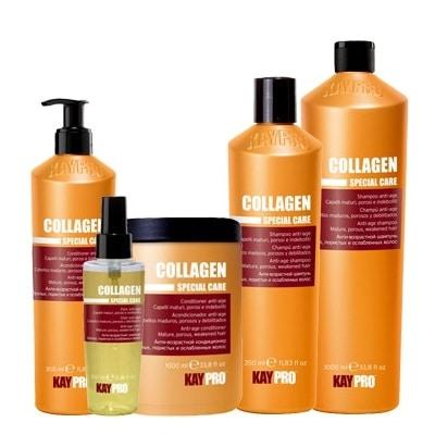COLLAGEN - серия за зряла, слаба и порьозна коса с колаген