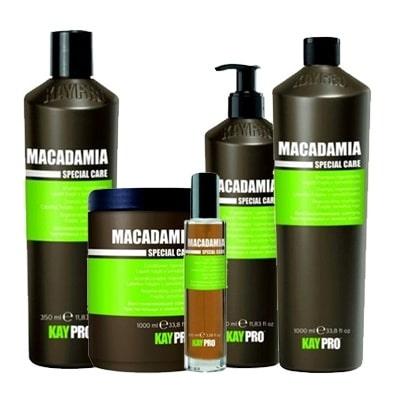 MACADAMIA - серия за късаща се тънка и чувствителна коса