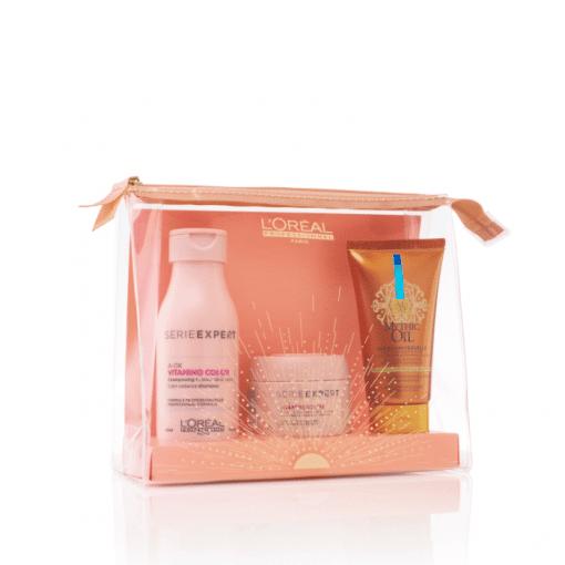 Комплект за път за боядисана коса LOreal Professionnel Vitamino Color Travel set