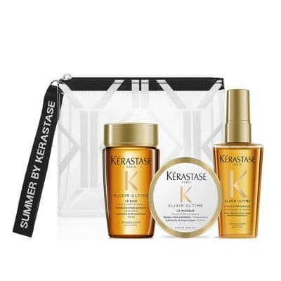 Комплект за път Kerastase Elixir Ultime Travel Set