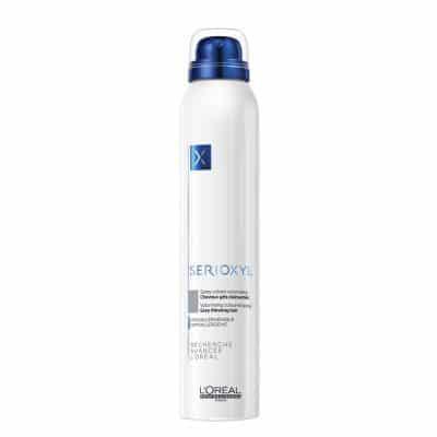 Оцветяващ спрей за плътност и обем за изтъняваща коса LOreal Professionnel Serioxyl Volumizing Grey Thinning Hair 250 мл