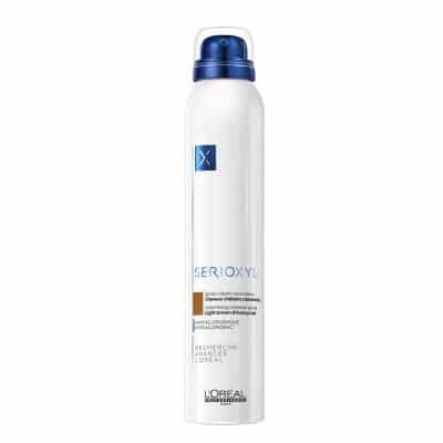 Оцветяващ спрей за плътност и обем за изтъняваща коса LOreal Professionnel Serioxyl Volumizing Light brown Thinning Hair 250 мл